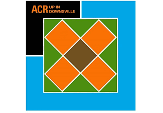 A Certain Ratio - Up In Downsville (2LP,Coloured-Light Blue)  - (Vinyl)