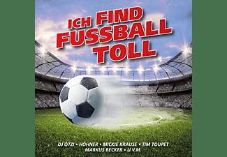 VARIOUS - Ich Find Schlager Toll - Fußballhits  - (CD)