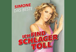 Simone - Ich Find Schlager Toll-Das Beste  - (CD)