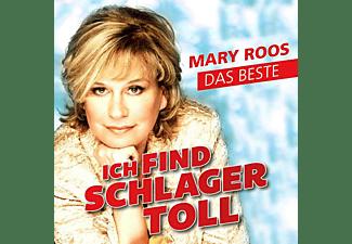 Mary Roos - Ich Find Schlager Toll-Das Beste  - (CD)
