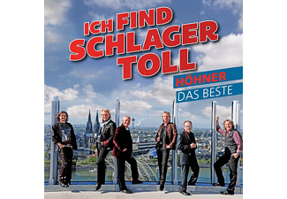 Höhner - Ich Find Schlager Toll-Das Beste  - (CD)
