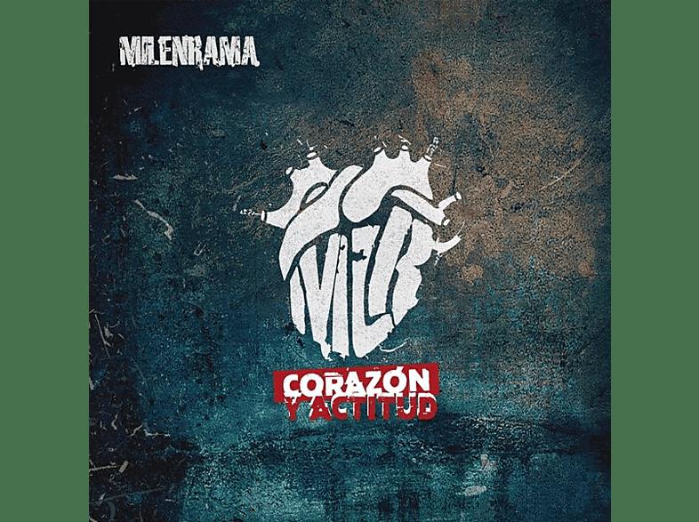 Milenrama - Corazon Y Actitud [Vinyl]