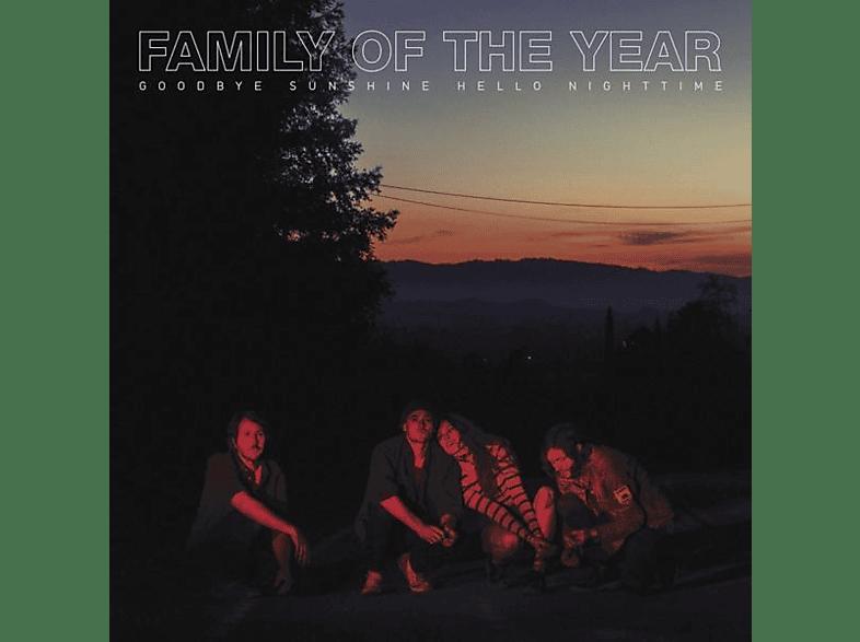 Family Of The Year - Goodbye Sunshine,Hello Nighttime [CD]