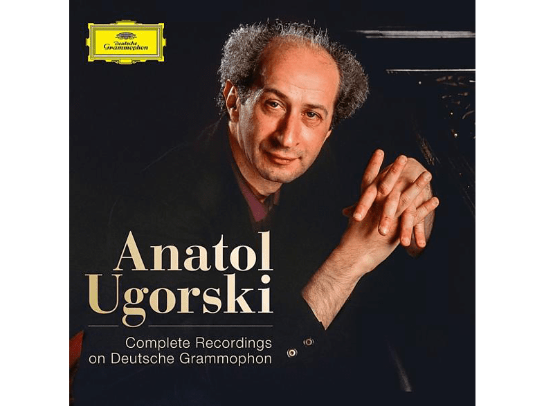 Anatol Ugorski, Chicago Symphony Chorus, Chicago Symphony Orchestra - Complete Recordings On Deutsche Grammophon [CD]