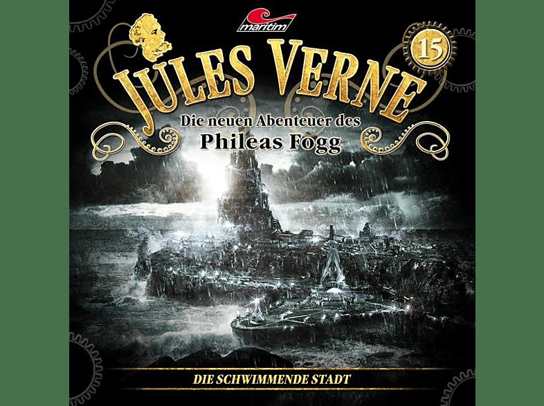 Jules Verne - Die schwimmende Stadt Folge 15 - (CD)