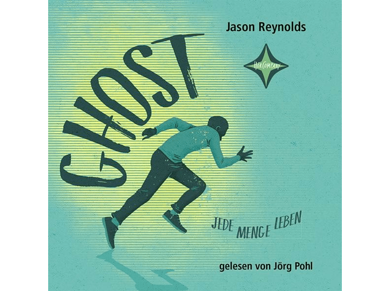 Jason Reynols - Ghost-Jede Menge Leben - (CD)