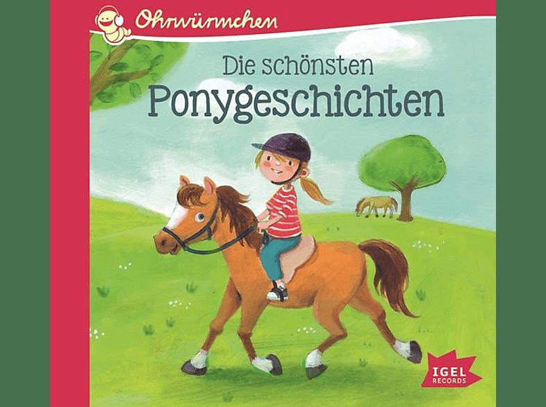VARIOUS - Die schönsten Ponygeschichten - (CD)