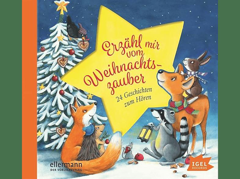 VARIOUS - Erzähl mir vom Weihnachtszauber - (CD)