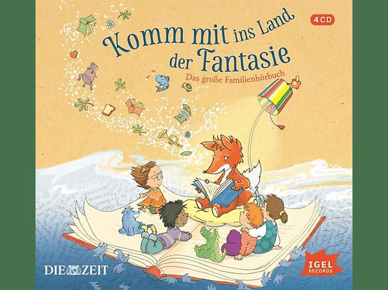 VARIOUS - Komm mit ins Land der Fantasie.Das große Familien - (CD)