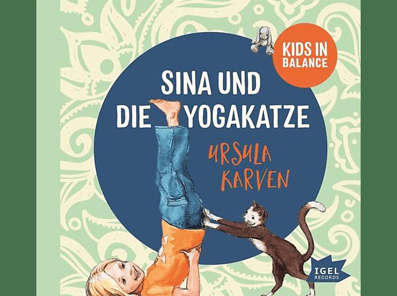 Ursula Karven - Sina und die Yogakatze - (CD)