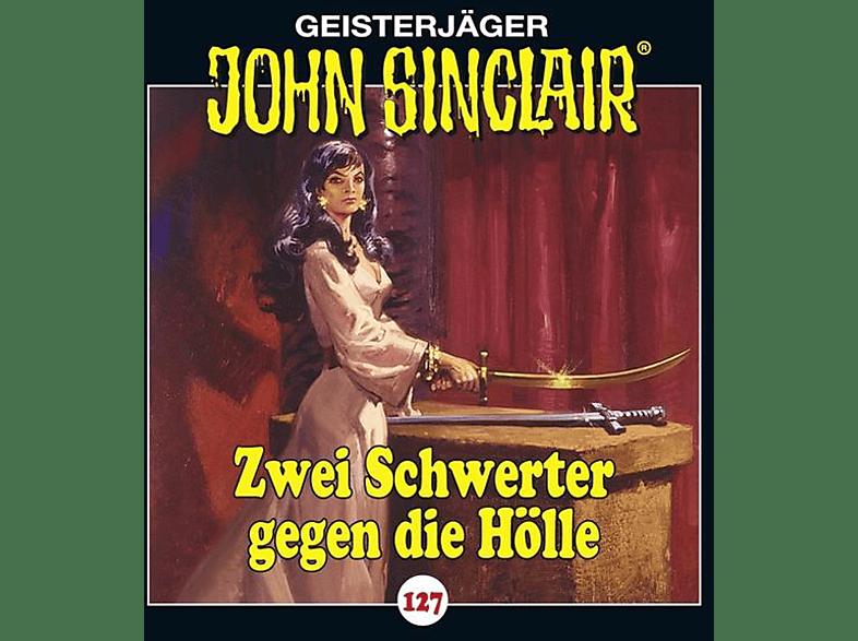 John Sinclair-folge 127 - Zwei Schwerter gegen die Hölle Teil 3 von 3 - (CD)