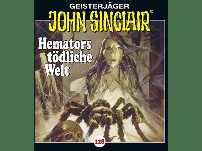 John Sinclair-folge 128 - Hemators tödliche Welt - (CD)
