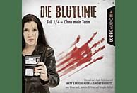 Cody Mcfadyen - Die Blutlinie-Folge 01 Ohne mein Team - (CD)