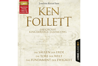 Follett Ken - Die große Kingsbridge-Sammlung - (MP3-CD)