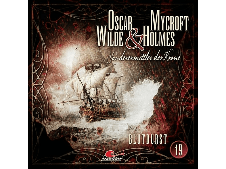 Oscar Wilde & Mycroft Holmes-folge 19 - Blutdurst - (CD)