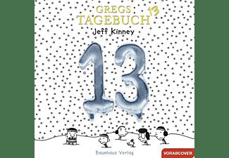 Jeff Kinney - Gregs Tagebuch 13  - (CD)