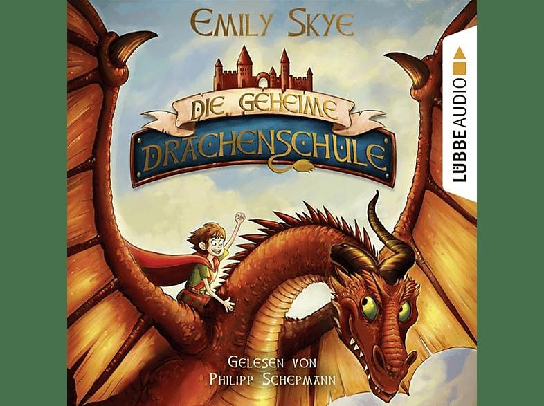 Emily Skye - Die geheime Drachenschule - (CD)