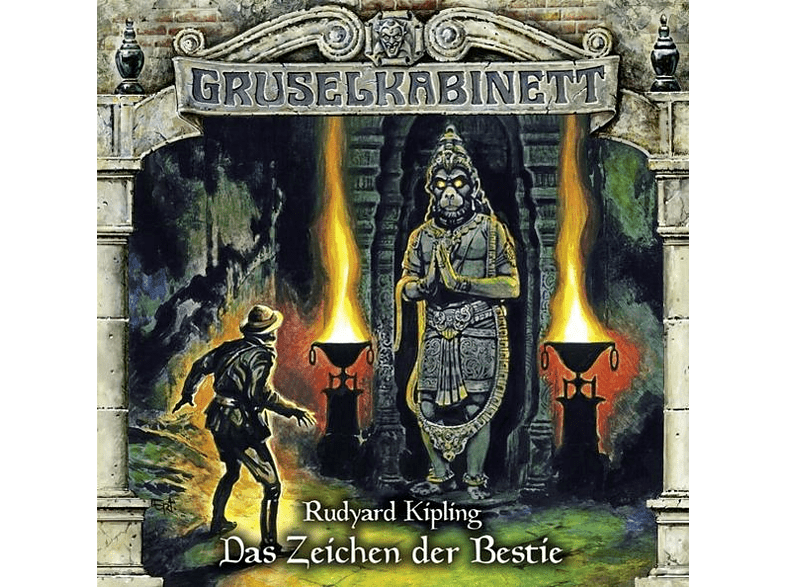 Gruselkabinett-folge 142 - Das Zeichen der Bestie - (CD)
