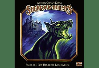 Sherlock Holmes-folge 35 - Der Hund der Baskervilles  - (CD)