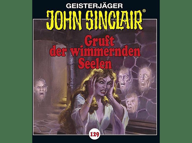 John Sinclair-folge 129 - Gruft der wimmernden Seelen - (CD)