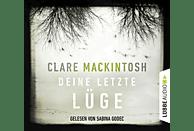 Clare Mackintosh - Deine letzte Lüge - (CD)
