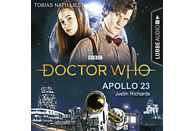 Justin Richards - Doctor Who-Apollo 23 - (CD)