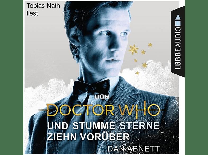 Dan Abnett - Doctor Who-Und stumme Sterne ziehn vorüber - (CD)