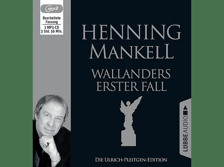 Mankell Henning - Wallanders erster Fall - (MP3-CD)