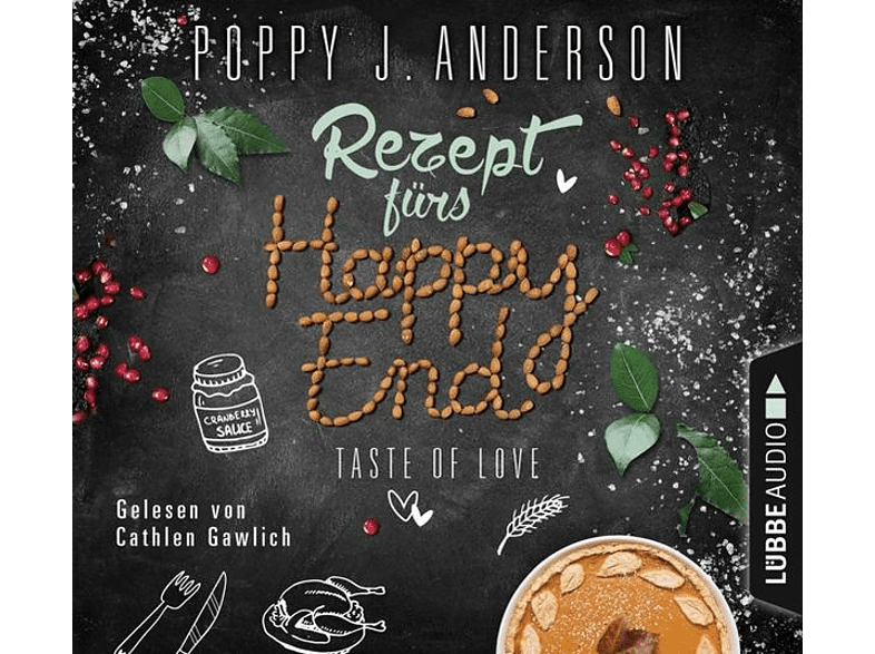Poppy J Anderson - Taste of Love-Rezept fürs Happy End - (CD)