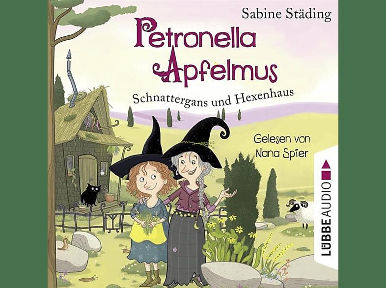 Sabine Städing - Petronella Apfelmus-Schnattergans und Hexenhaus - (CD)