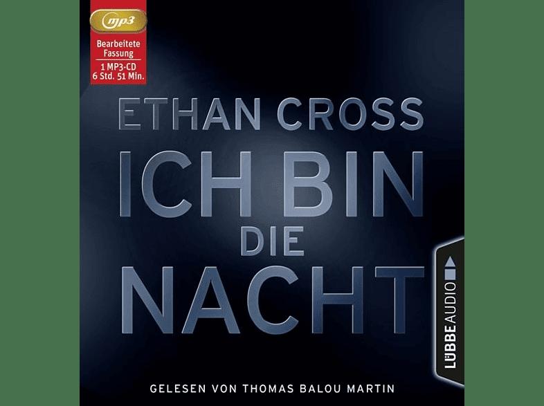 Ethan Cross - Ich bin die Nacht - (MP3-CD)