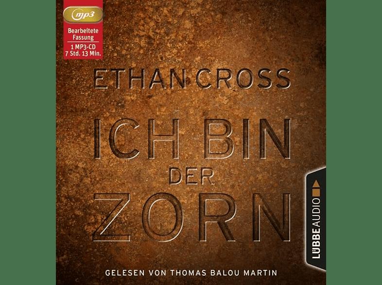 Ethan Cross - Ich bin der Zorn - (MP3-CD)