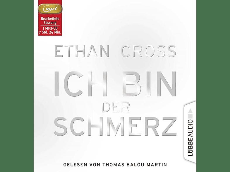 Ethan Cross - Ich bin der Schmerz - (MP3-CD)