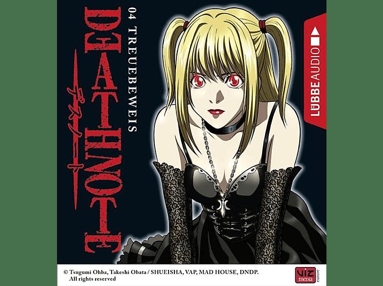 Tsugumi Ohba - Death Note-Folge 04 Treuebeweis - (CD)