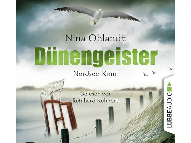 Nina Ohlandt - Dünengeister - (CD)