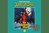 John Sinclair Tonstudio Braun-folge 81 - Der unheimliche Mönch - (CD)