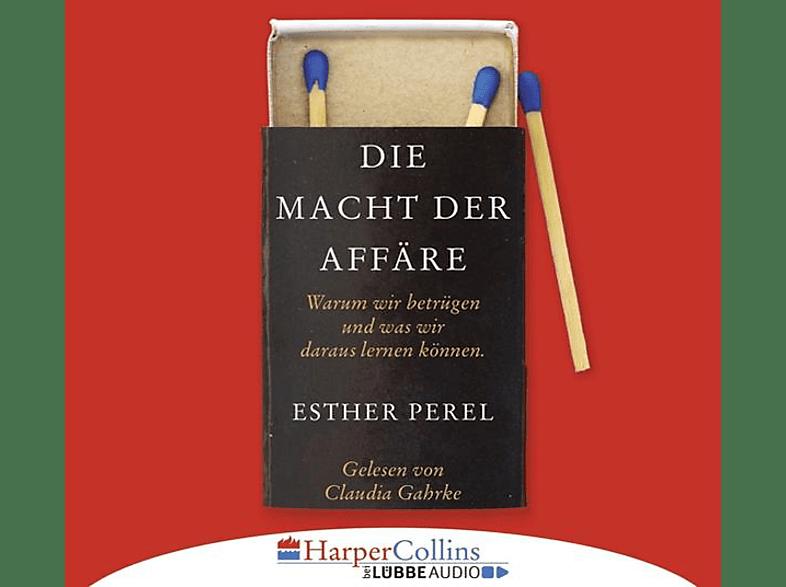 Esther Perel - Die Macht der Affäre-Warum wir fremdgehen und wa - (CD)