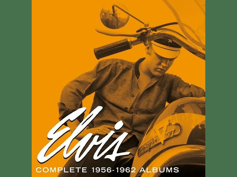 Elvis Presley - Complete 1956-62 Albums [CD]