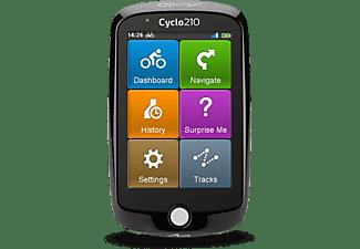MIO GPS-sportfiets Cyclo 210 Europa
