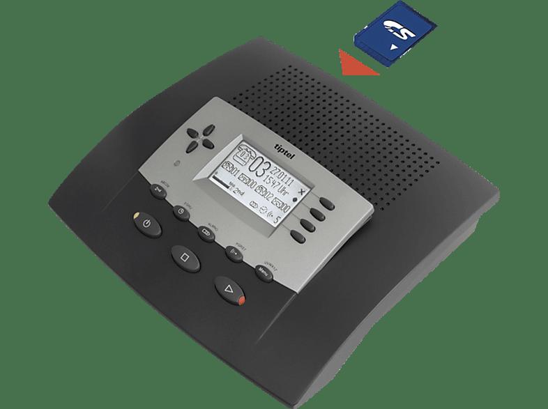 TIPTEL 540SD Anrufeantworter, Anthrazit