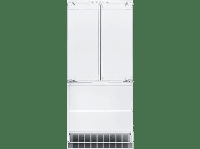 LIEBHERR ECBN 6256 French Door Kühlschrank (A++, 322 kWh/Jahr, 2032 mm hoch, Einbaugerät)