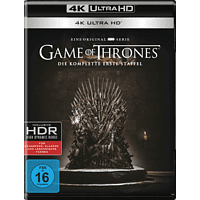 Game of Thrones - Staffel 1 [4K Ultra HD Blu-ray]