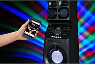SONY MHC-V90DW Party Kompaktanlage Schwarz