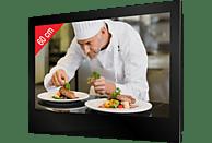 WEMOOVE WM-BFKTV2380HEVC Kücheneinbau-TV (Flat, 23.8 Zoll/60 cm, Full-HD)