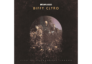 Biffy Clyro - MTV Unplugged (CD + DVD + LP)
