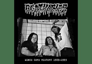 Agathocles - Mince Core History 1989-1993  - (CD)