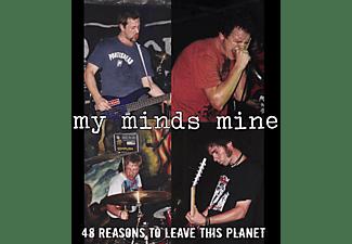My Minds Mine - 3-Way Split  - (CD)