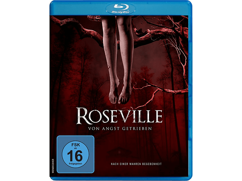 Roseville - Von Angst getrieben [Blu-ray]