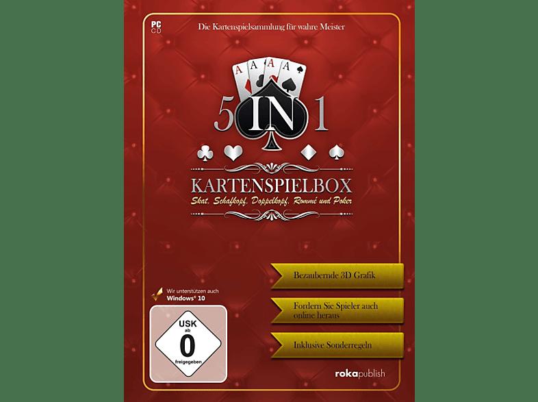 5 in 1 - Kartenspielebox [PC]