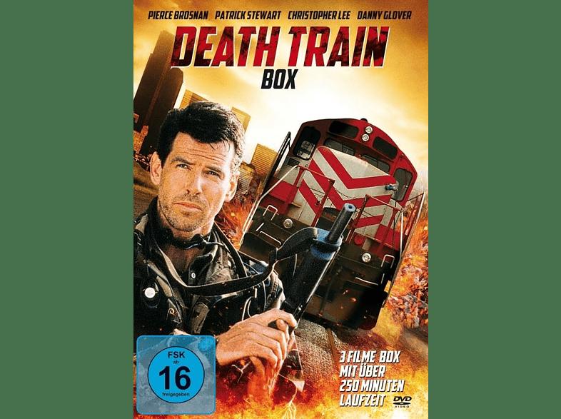 Death Train Box [DVD]